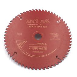 10 Inch Table Circular Saw Blades For Wood Carbide Tipped 60