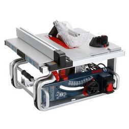 Bosch 15 Amp 10 in. Corded Portable Worksite Bench Table Saw