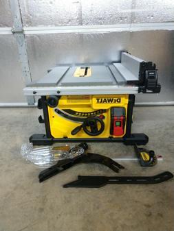 "DeWalt 15 Amp 8 1/4"" Corded Electric Table Saw Model# DWE748"