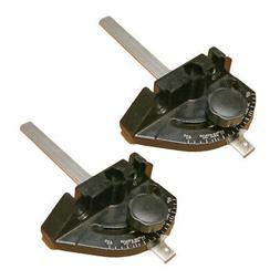 2 pack of genuine oem replacement miter