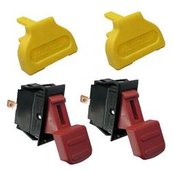Ridgid 2 Pack Of Genuine OEM Replacement Switches # 826347-8