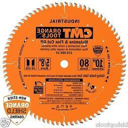 CMT 210.080.10 Industrial Fine Cut-Off Saw Blade, 10-Inch x