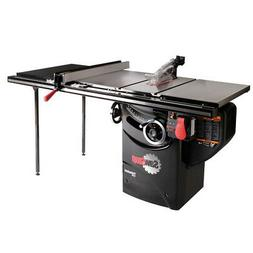"""SawStop 220V 3 HP 13 Amp 10"""" Pro Saw w/ 36"""" T-Glide Fence PC"""