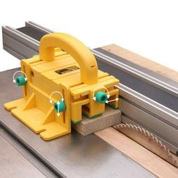 3d safety woodworking push block for table