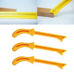 3xDurable Plastic Wood Saw Push Stick Fits for Radial Saws W