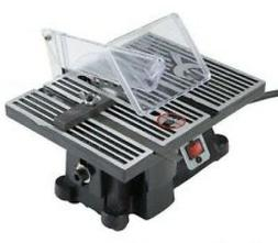 """CMT 4"""" TABLE SAW WITH 2 BLADES 10172"""