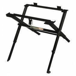 "MILWAUKEE 48-08-0561 Table Saw Stand,Steel,20-1/2"" H,23"" W"