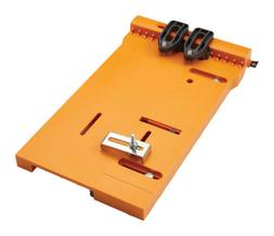 Bora 542006 WTX Saw Plate – The Easy to Use Saw Sled / Cir