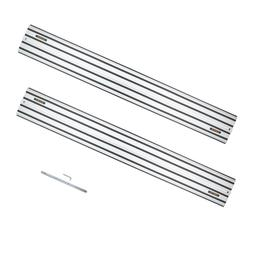 55 In. Aluminum Extruded Guide Rail Joining Set Compatible W