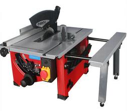 """8"""" DIY Mini Electric Table Saw Sliding Woodworking Table Saw"""