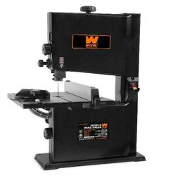 9 Inches Wide Benchtop Band Saw Work Table Blade Guard Compa