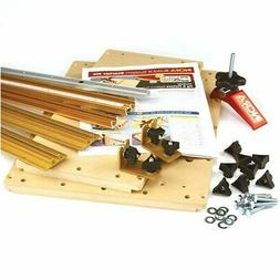 INCRA Build-It System Starter Kit for Woodworking Jigs & Fix
