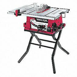 SKIL Cast Aluminum Portable Table Saw,5000 RPM,10 in Blade,