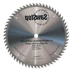SAWSTOP CB104 184 60-Teeth Circular Saw Blade,Combination