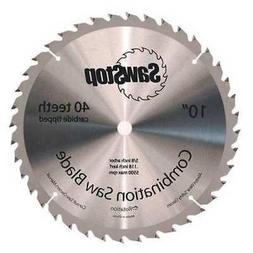 SAWSTOP CNS-07-148 40-Teeth Circular Saw Blade,Combination