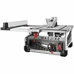15 Amp Corded Electric Portable Table Saw Bench 9000 RPM Pow