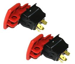 Dewalt DW745 Table Saw Replacement Switch  # 5140033-00-2pk