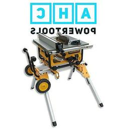 Dewalt DW745RS 110v Heavy Duty Lightweight Table Saw with DE