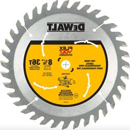 DEWALT DWAFV3836 Flexvolt 36T Table Saw Blade, 8-1/4""