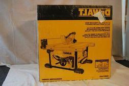 DeWalt DWE7485 15 Amp Corded 8-1/4 in. Compact Jobsite Table