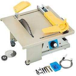 Benchtop Table Saw Cutting Polishing Carving Machine Accurat