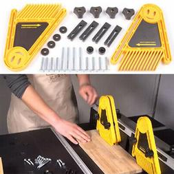 featherboard double feather board router woodworking table