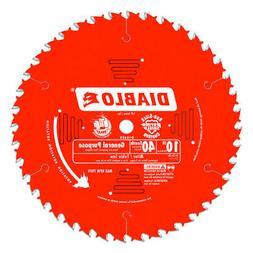 Freud D1040X Diablo 10-Inch 40-Tooth ATB General Purpose Saw