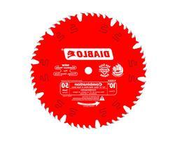 Freud D1050X Diablo 10-Inch 50-tooth ATB Combination Saw Bla