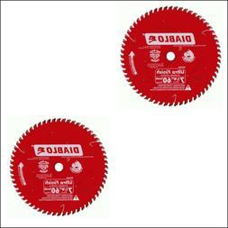 """Freud - DIABLO  - Ultra Finish - 7 1/4"""" 60T Circular Saw Bla"""