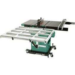"G1317 Grizzly 37"" Outfeed Roller System For Cabinet Table Sa"