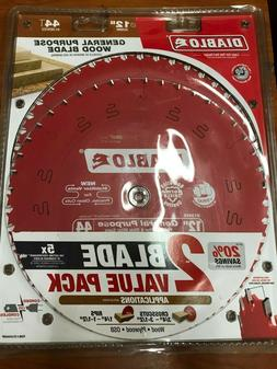 Diablo General Purpose Table and Miter Saw Blade 12 in x 44