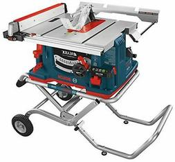 Bosch GTS1041A-09 REAXX Flesh-Detecting Jobsite Table Saw wi