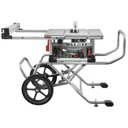 Skilsaw Heavy-Duty Worm Drive Table Saw — 10in., 15 Amp, M