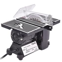 """Hobby Table Saw Accessories Small Mini Portable Kit 4"""" Elect"""