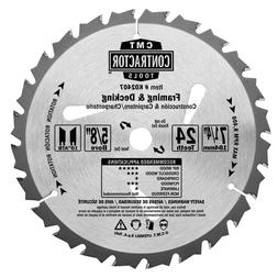 CMT K02407-X10 ITK Contractor Framing/Decking Saw Blade Mast
