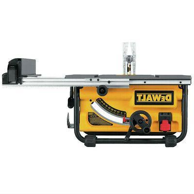 DEWALT 10 in. Compact Job DW745S New