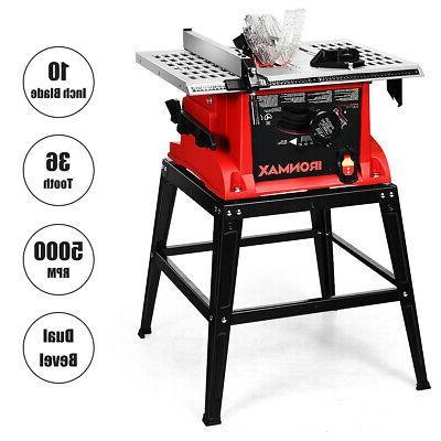 """10"""" Electric Cutting Machine Aluminum Woodworking"""