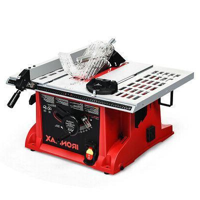"10"" Table Cutting Machine Aluminum Woodworking"