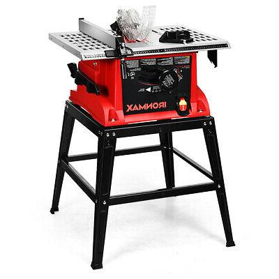 10 table saw electric cutting machine aluminum