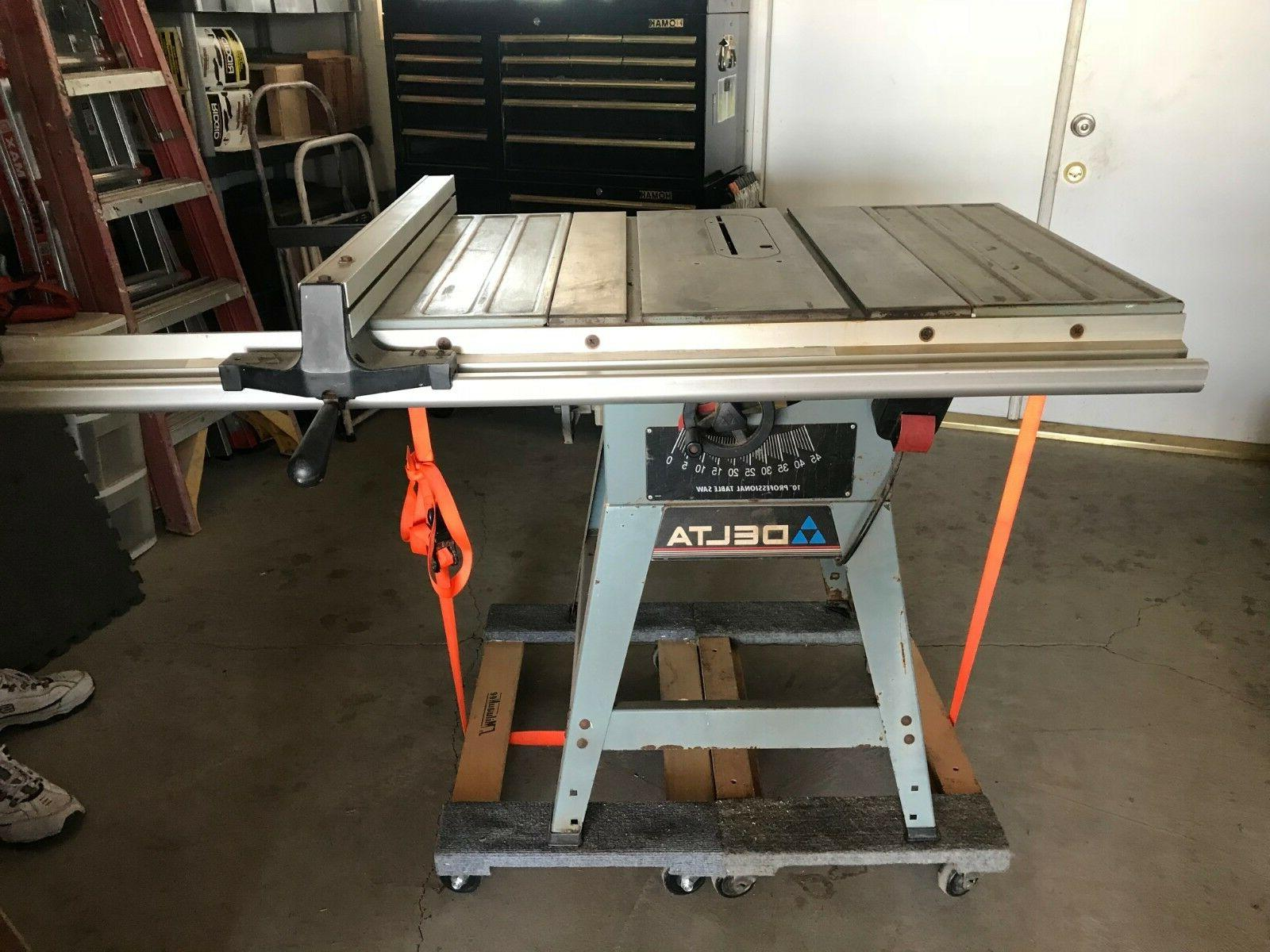 Delta 10in. Professional Saw