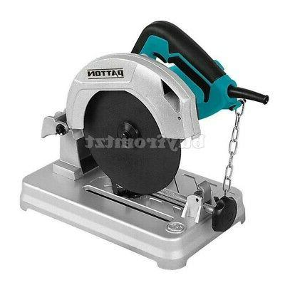 1200W Electric Cut Off Saw No-Load Speed 5200RPM for Cutting