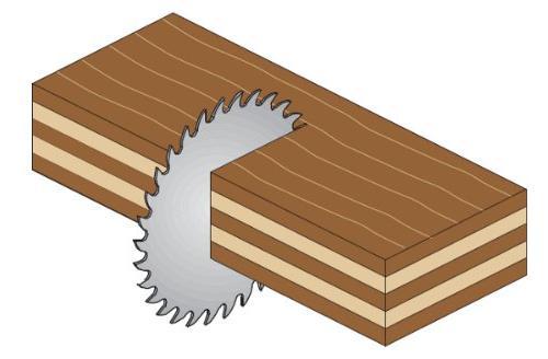 CMT 281.060.10 Cabinetshop Saw Blade, 10-Inch