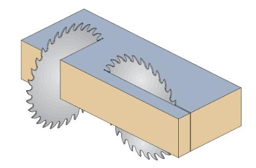 CMT Saw 60 Teeth Grind with 5/8-Inch Bore