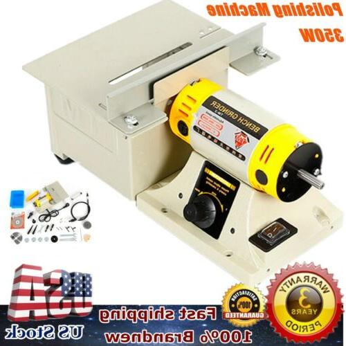 350W Mini Table Bench Saws Woodworking Bench Lathe Electric