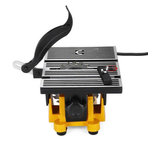 "4"" Mini Electric Table Saw Hobby&Craft Power Tool metal Wood"