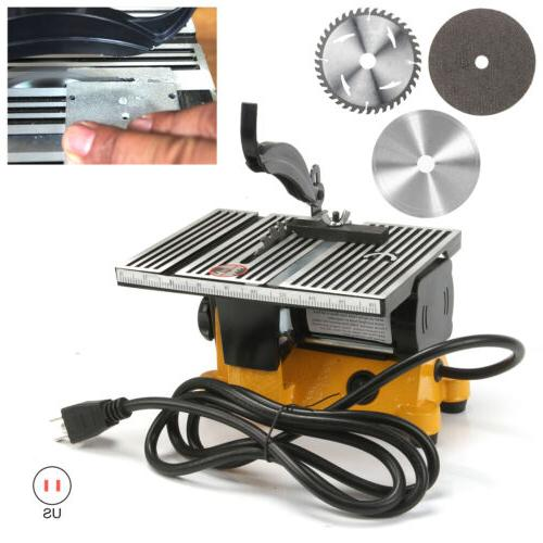 4 portable table saw diy wood cutting