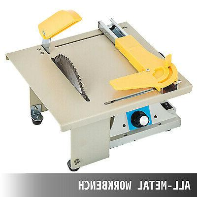 Benchtop Table Saw Polishing Carving Woodworking