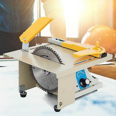 benchtop table saw cutting polishing carving machine