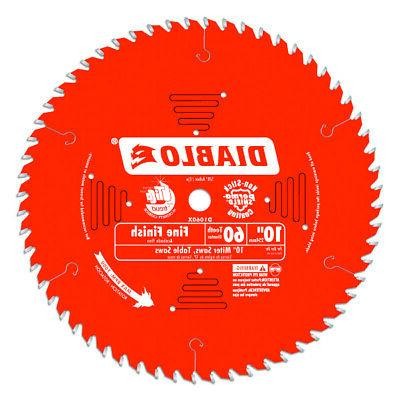d1060x 10 60t diablo fine finish blade