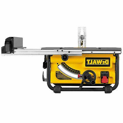 DeWalt DW745 15Amps 24T Job Table kit